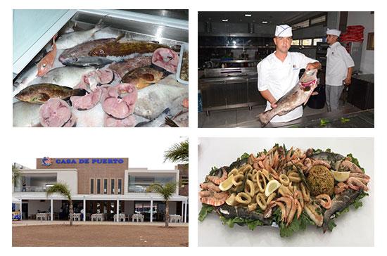إفتتاح مطعم CASA DE PUERTO بخدمات متميزة برأس الماء