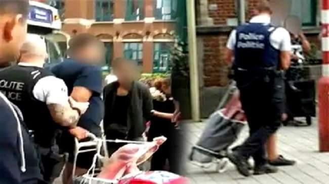 اعتقال مغربي في عيد الاضحى ببلجيكا لهذا السبب الغريب؟؟