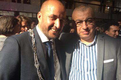 مركوش إبن اقليم الناظور..ثاني عمدة مغربي في هولندا