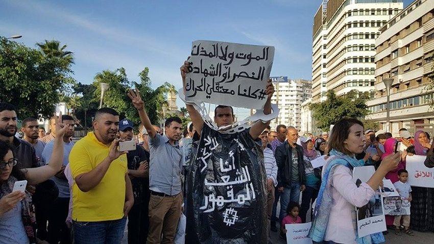 لوموند الفرنسية: حراك الريف هز النظام المغربي