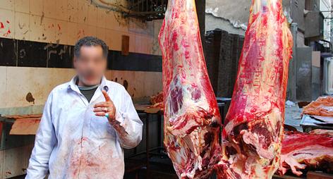جل اللحوم الحمراء والبيضاء غير مراقبة بالدريـوش والمستهلك في خطر