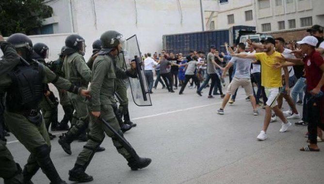 محامي الدولة: ندافع عن 800 رجل أمن سقطوا ضحية احتجاجات الحسيمة