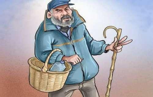 """عيزي احمذ """"سفير تماسينت"""" يوجد في سجن تطوان وسيمثل امام المحكمة"""