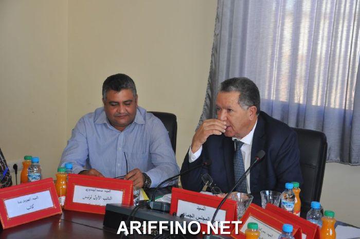 روبورتاج: المجلس الجماعي ببن الطيب يختم دورة أكتوبر بالمصادقة على مشروع ميزانية 2018