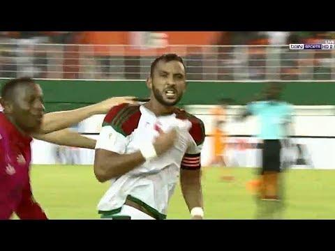 تقييم اللاعبين: رينارد وبنعطية الأفضل في ليلة صعود المغرب للمونديال