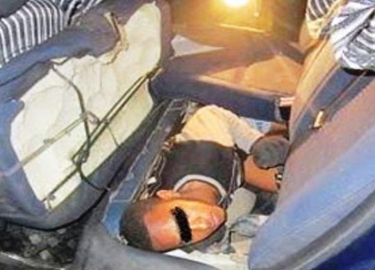 شرطة مليلية تقبض على سائق تاكسي قادم من الناظور..بهذه التهمة؟؟