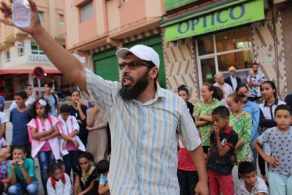 الناظور: لجنة تتبع ملف المعتقلين سعيد العيلي وابراهيم خنيتي تدعو لوقفة احتجاجية