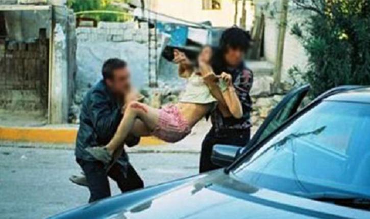 خطير: عصابة تختطف فتاة على الطريق الرابطة بين الناظور و بني انصار