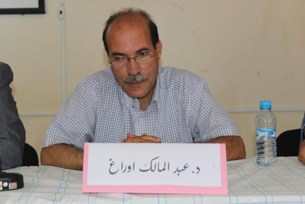 الدكتور أوراغ عبد المالك إختصاصي الأمراض العقلية و النفسية و طب الإدمان يفتتح عيادة خاصة وسط الناظور