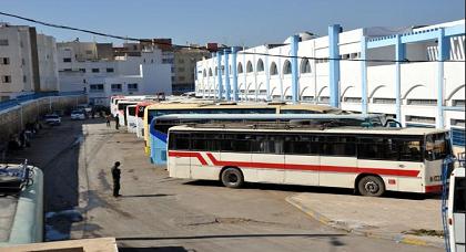 """عاجل+خطير: """"كورتي"""" يعتدي على مدير المحطة الطرقية بالناظور و نقله للمستشفى"""