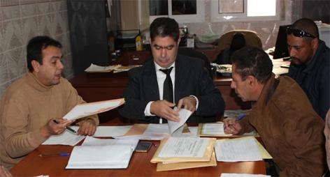 بالصور : مجلس اقليم الدريوش يصادق على مجموعة من الصفقات تهم مشاريع تنموية بالاقليم
