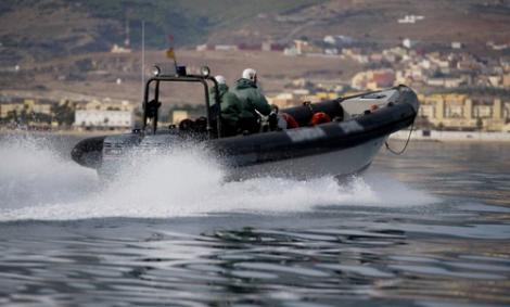 مصرع مهاجر سري وانقاذ 114 اخرين قبالة سواحل الريف