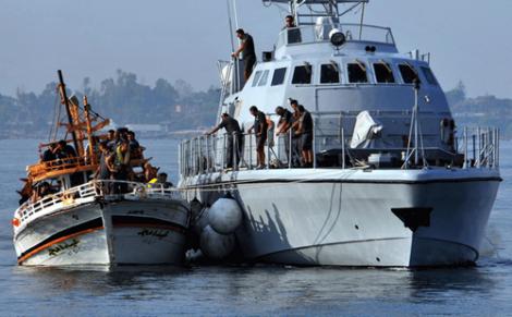الاتحاد الاوروبي يدخل على خط عملية البحث عن قاربين للمهاجرين ابحرا من الناظور
