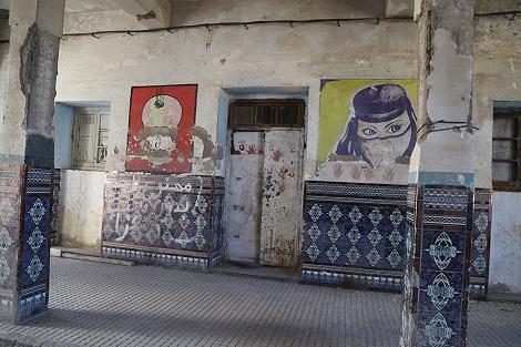 دار الشباب في الناظور .. أبواب موصدة تبخس قيمة معلمة تاريخية