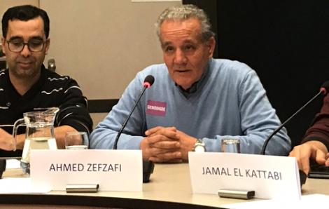المفوض الأممي لحقوق الانسان يَستقبل الزفزافي بجنيف السويسرية