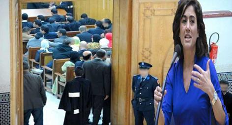 برلمانية هولندية تسأل وزراء الخارجية والعدل حول مذكرات إعتقال نُشطاء حراك الريف في أوروبا