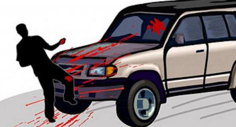 اعتقال سائق سيارة اسعاف بتهمة دهس مواطن بالدريوش
