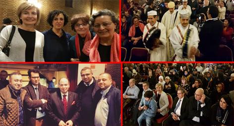 بالصور : جمعية ماربيل تبصم بالعاصمة البلجيكية بروكسيل على عرس بهيج بمناسبة السنة الأمازيغية 2968
