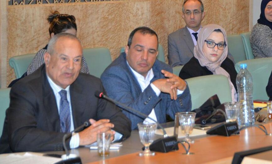 +فيديو: أبرشان يصرخ في البرلمان ضد الرشوة بمعبر بني انصار و يطالب بالغاء الحواجز الجمركية بالناظور