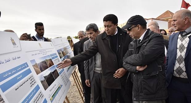 مجلس جهة الشرق يرصد 215 مليون درهم للمشاريع التنموية بإقليم بركان