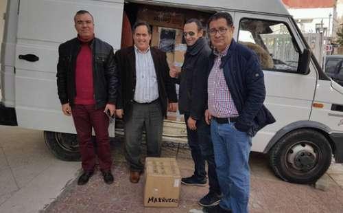 بلدية الحسيمة تتسلم محتويات متحف الحسيمة بمدريد الذي تبرع به مالكه