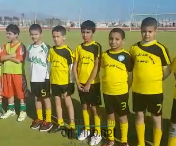جمعية الامل للرياضة والتنمية وجمعية إتحاد سلوان لكرة القدم ينجحان في تنظيم النسخة الاولى لدوري التعاون