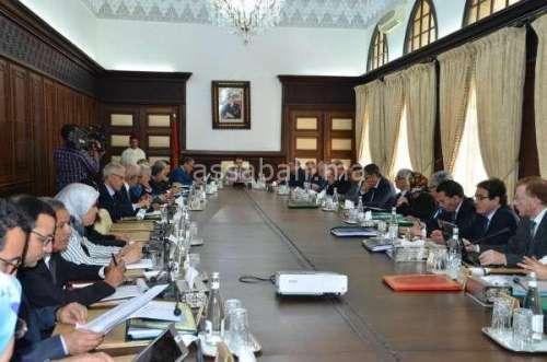 رسميا: هذه أسماء الوزراء الجدد في حكومة العثماني
