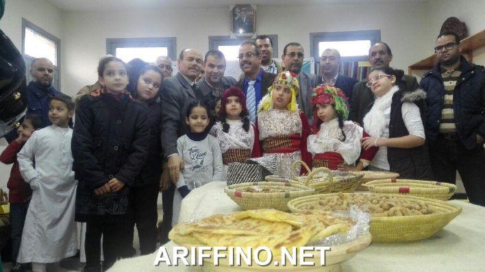 روبورتاج: مدرسة بن كثير بالناظور تحيي ذكرى 11 يناير و تحتفي بالتراث التقليدي الأمازيغي بمناسبة السنة الجديدة 2968