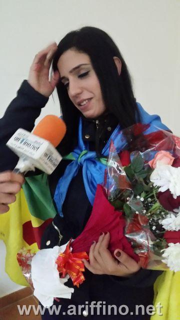 بالفيديو ..هذا ما قالته سيليا لأريفينو بمناسبة حلول السنة الأمازيغية الجديدة 2968 بأركمان