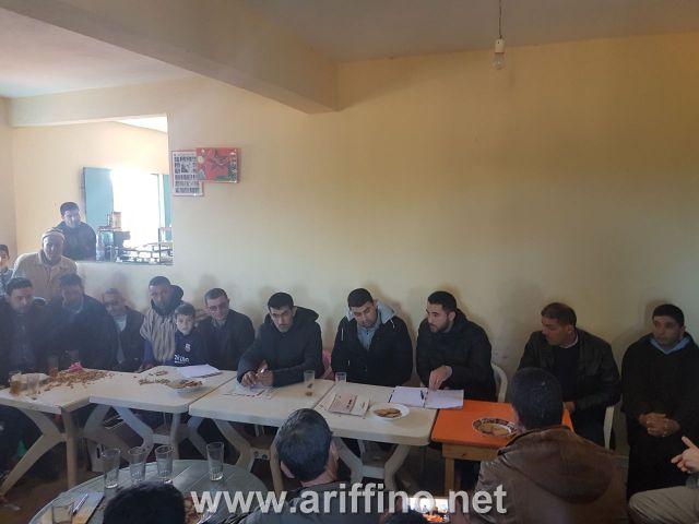 + الصور..تأسيس جمعية شباب أفليون للأعمال الاجتماعية والتنمية بأركمان و مراد بولحوال رئيسا