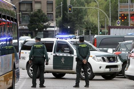 بعد تهريبها من الناظور: القبض على اسباني و زوجته المغربية بتهمة ترويج المخدرات بمليلية