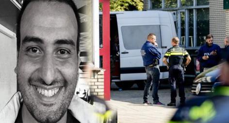 شجار عنيف داخل محكمة هولندية أثناء محاكمة المتهم بقتل الريفي ''ياسين مجعيطي '