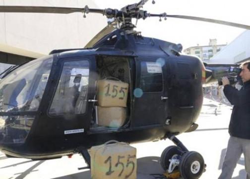 +صور و فيديو: الإطاحة بشبكة جديدة للمخدرات بين المغرب و اسبانيا..طائرات مجوهرات ومبالغ خيالية