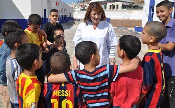 أحكيم ترد على AMDH الناظور: أعمل منذ 13 سنة و لا ازال لحماية حقوق الاطفال و هذه اهداف رسالتي؟