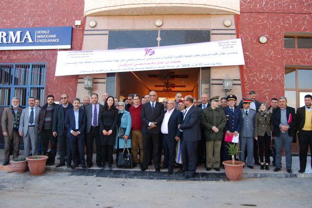 روبورتاج: الجمعية الإقليمية لدعم مرضى السرطان بالدريوش تنظم الملتقى الاول بحضور عامل الاقليم
