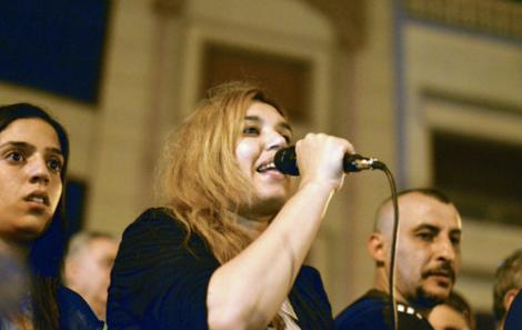 عائلة الزفزافي تهاجم الناشطة نوال بنعيسى والاخيرة ترد