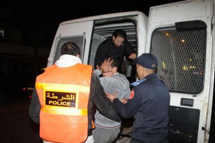 """أريفينو تكشف: القبض على سعيد """"سوريو"""" أشهر مروج مخدرات بالناظور الذي دوخ الشرطة طويلا"""