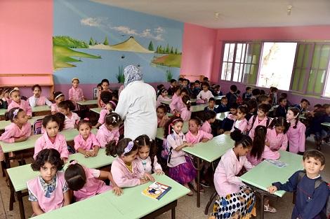 أريفينو تكشف: ألف تلميذ بالناظور في خطر بسبب 25 رخصة ولادة للمعلمات في شهر واحد؟؟!!