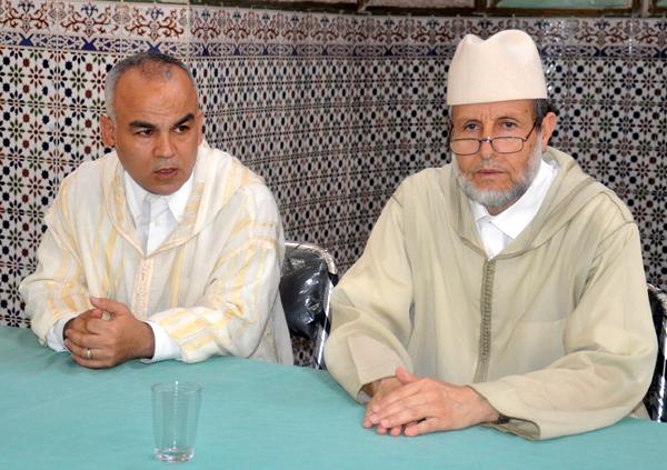 اسبانيا تستنجد بالمجلس العلمي بالناظور لحماية مساجد مليلية من التطرف؟؟