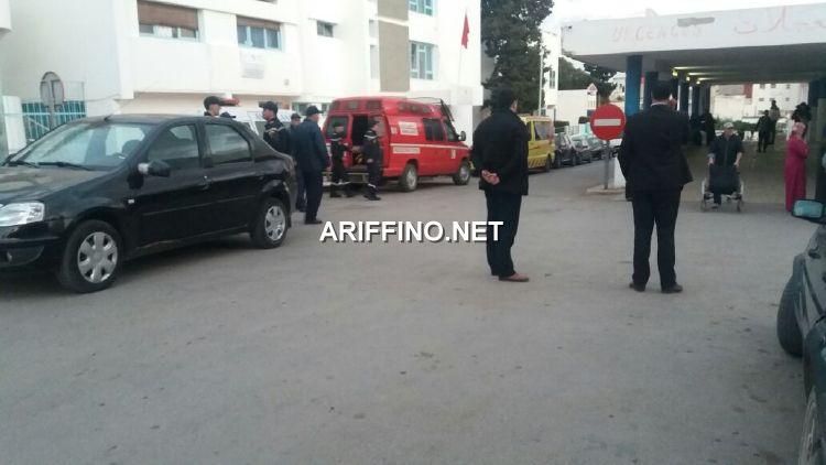 +صور من المستشفى: السلطات تحقق في مأساة وفاة 3 نساء و طفلة غرقا بالناظور