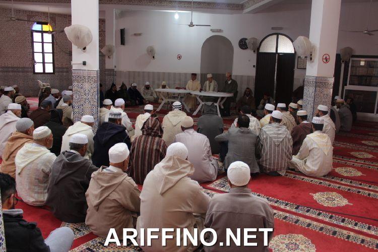 +صور: المجلس العلمي للناظور في لقاء تواصلي مع خطباء مساجد كبدانة و سلوان و بوعرك