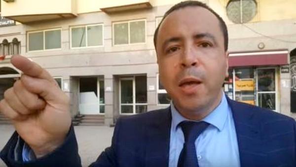 أنباء عن مغادرة البوشتاوي محامي حراك الريف المغرب نهائيا قبل نهاية محاكمته