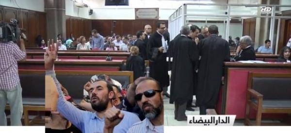 معتقل حراك الريف: فكرت في الانتحار بعدما قام أحد عناصر الأمن بوضع أصبعه في دبري