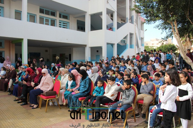 روبورتاج: مؤسسة لعري الشيخ بالناظور في أبهى حلة، للاحتفاء بنساء التعليم في اليوم العالمي