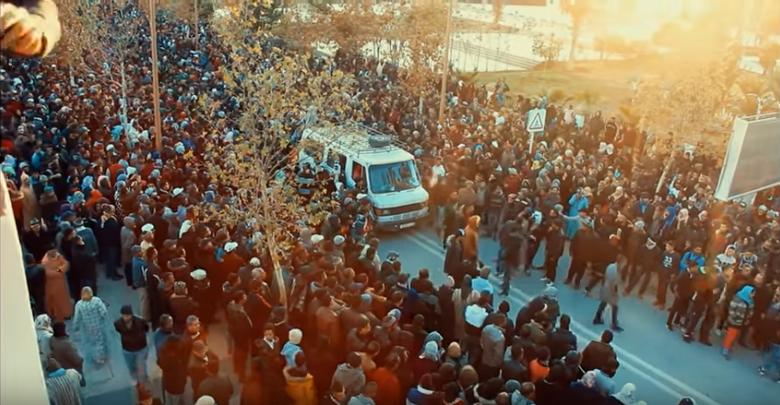 +فيديوهات: مواجهات جرادة بين المحتجين و الأمن تسجل حوالي 200 مصاب