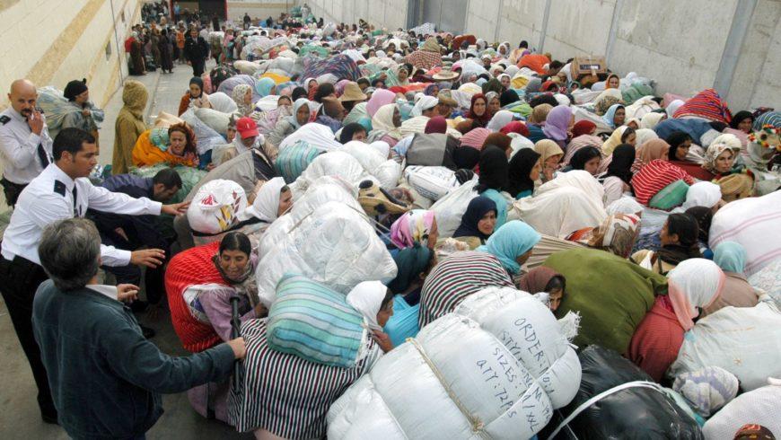 """حاكم مليلية:""""الحمالة"""" القادمون من الناظور يقصدون مدينتنا كي لا يموتوا جوعا في المغرب؟؟"""