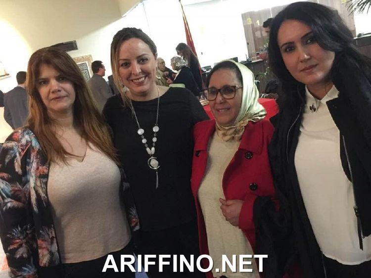 روبورتاج: قنصلية المغرب ببروكسيل تنظم لقاء تواصليا بمناسبة اليوم العالمي للمرأة..