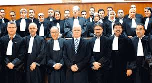 محامو المغرب يلتقون بالناظور الاسبوع المقبل لهذا السبب المهم؟؟