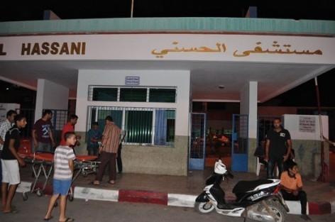 أمن الناظور يوقف شخصا روع المستشفى الحسني