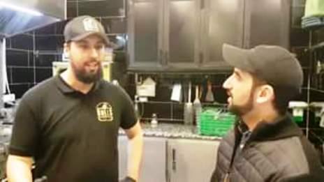 """+فيديو: أمين شاب اختار العودة من ألمانيا الى الناظور رفقة صديقه التركي ليفتح محل """"برغر"""" متميز"""